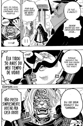 One Piece Mangá 849