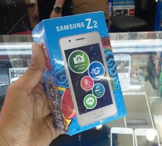 Kekurangan Samsung Z2 tidak Bisa BBM