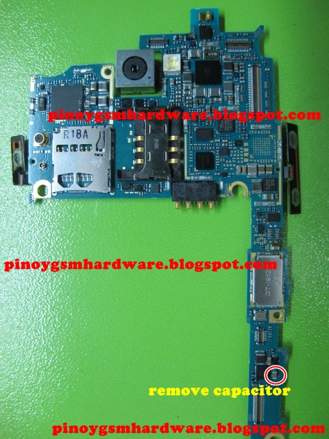 Samsung I9100 Shorted Solution Basic Hardware Tips And