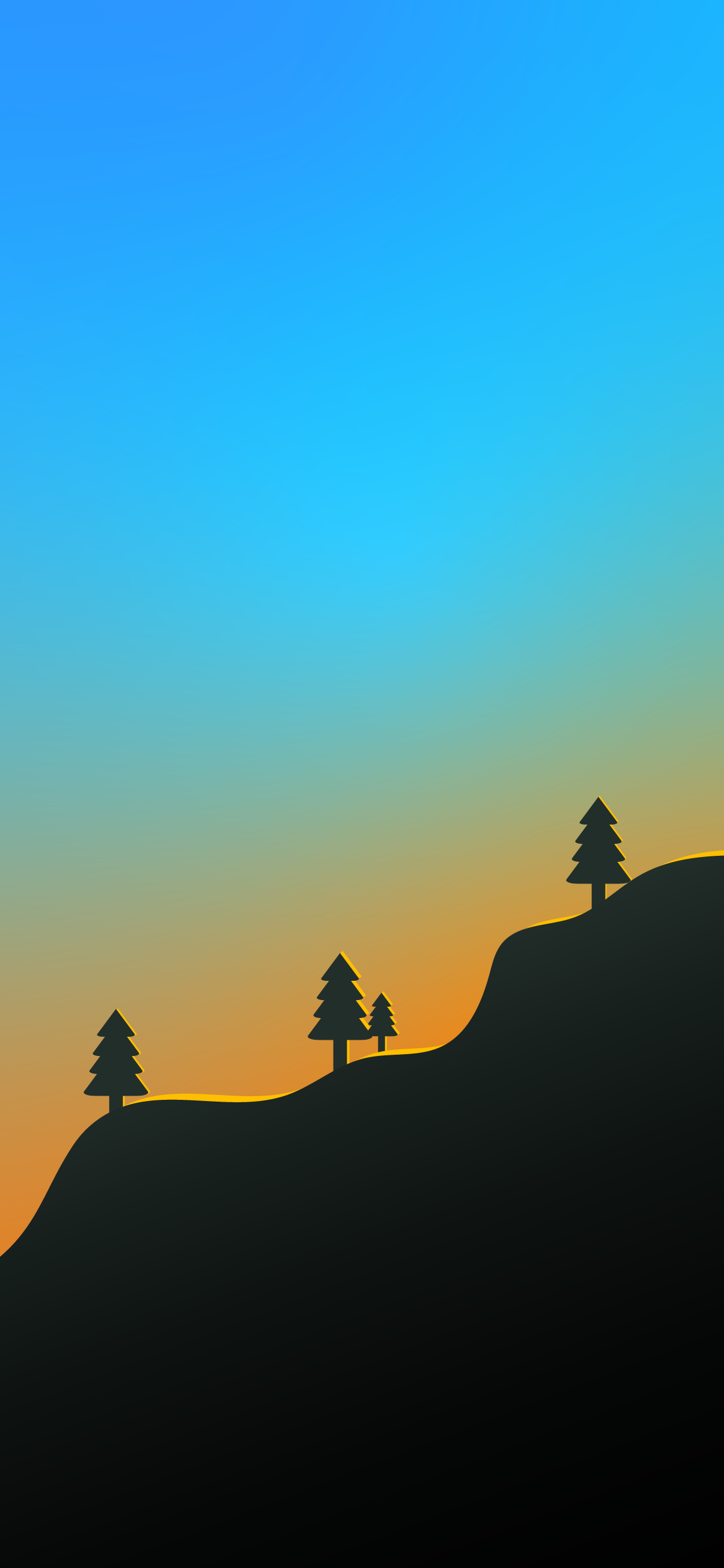 beautiful and cool minimalist wallpaper iphone 4k