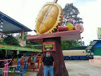 Taman Rekreasi Kong-Mah di Kota Tebing Tinggi, Ini Biaya Masuknya dan Fasilitas nya
