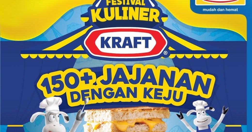 Indomaret Promo Event Festival Kuliner Kraft 150 Jajanan
