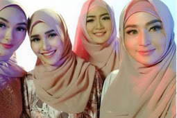 Artis Cantik Ini Berhijab. Ikuti Tren, Hijrah Atau Sensasi Bulan Ramadhan.