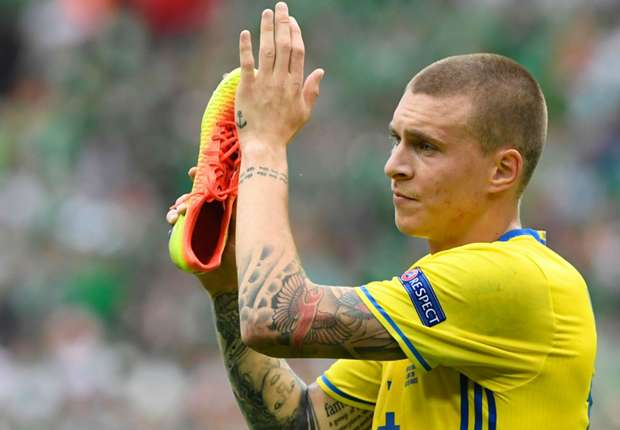 Man Utd set to seal €45m Lindelof signing