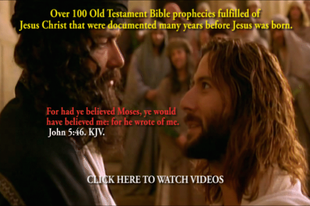 Prophecies In The Bible.