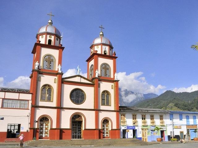 Pueblo Rico, Risaralda