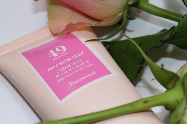 Crème irisée pour les Mains 49 Rose Sensuelle - Marionnaud