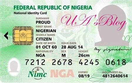 No NIN, no passport