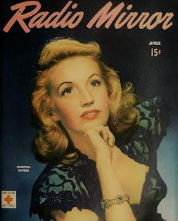 Martha Tilton Magazine