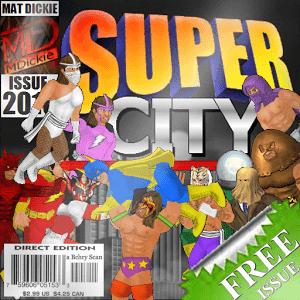 Super City (Superhero Sim) - VER. 1.090 (Special Edition Unlocked) MOD APK