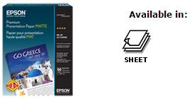 Epson Presentation Paper Matte