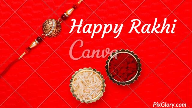 Sister Happy Rakhi Image for WhatsApp