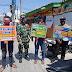 Sinergitas TNI-Polri Bersama Lurah Dalam Operasi Yustisi di Wilayah Banjarsari