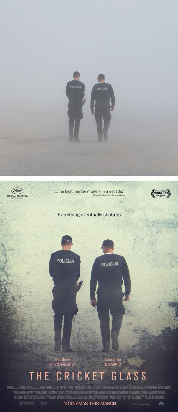 Foto Biasa Yang Disulap Menjadi Poster Film Yang Menakjubkan