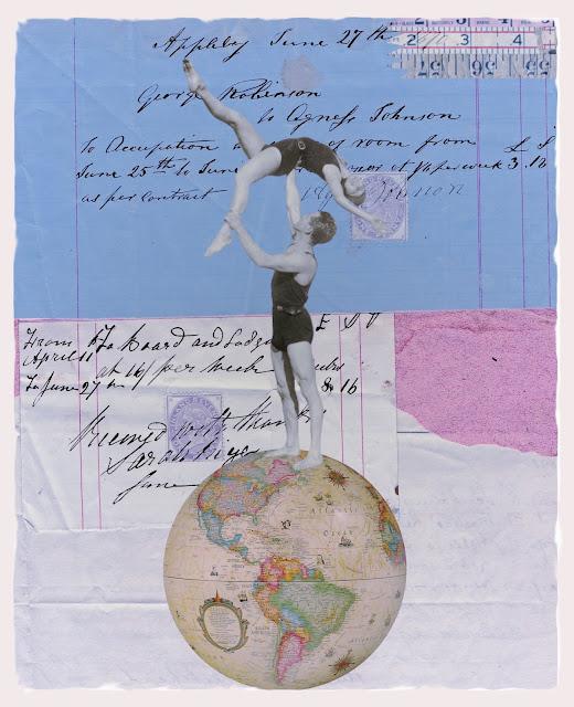 Down To Earth by Rachel Hancock @retrogoddesses