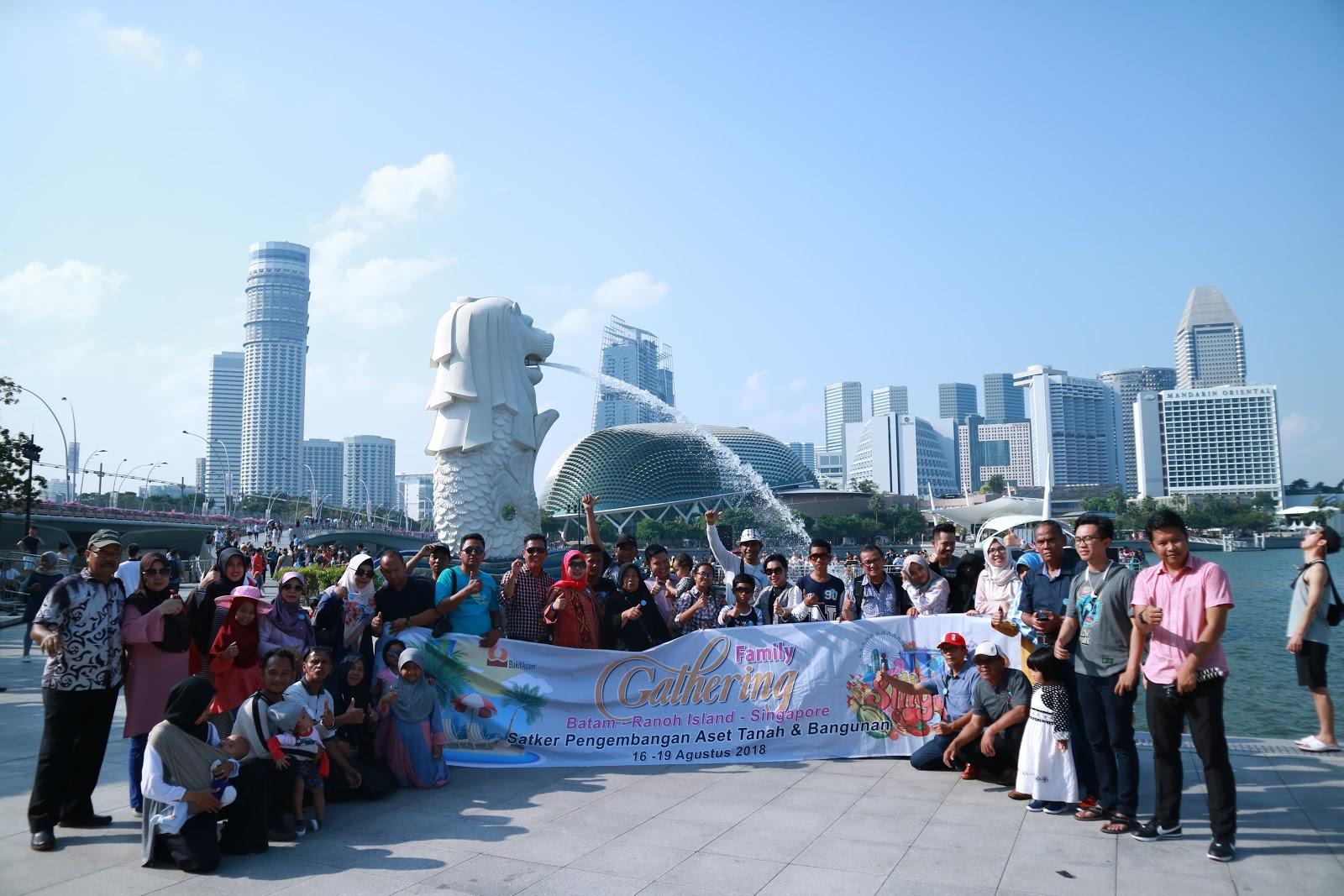 Menjelajah Singapura Dalam 1 Hari Dari Batam Kak Ceng Tour