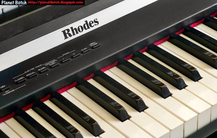 Rhodes digital piano