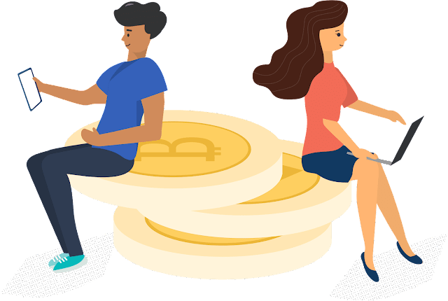 شرح محفظة Blockchain طريقة التسجيل واهم مميزاتها
