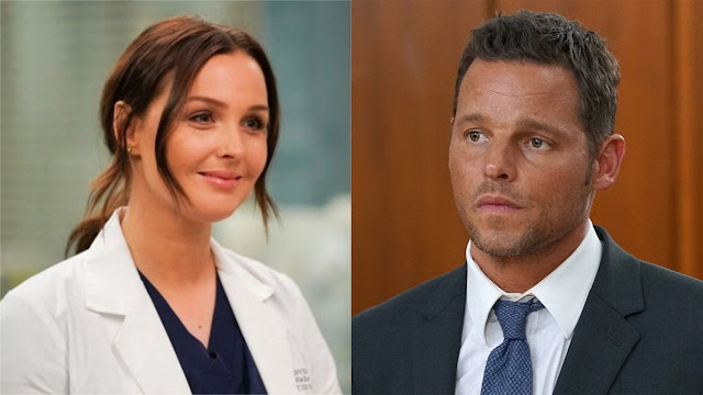 A saída de Alex Karev em Greys Anatomy