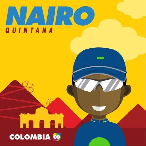 Nairo Quintana, Ciclismo, Vuelta España