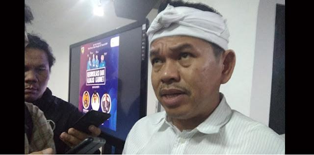 Dedi Mulyadi Usul Jakarta Dan Jawa Barat Disatukan
