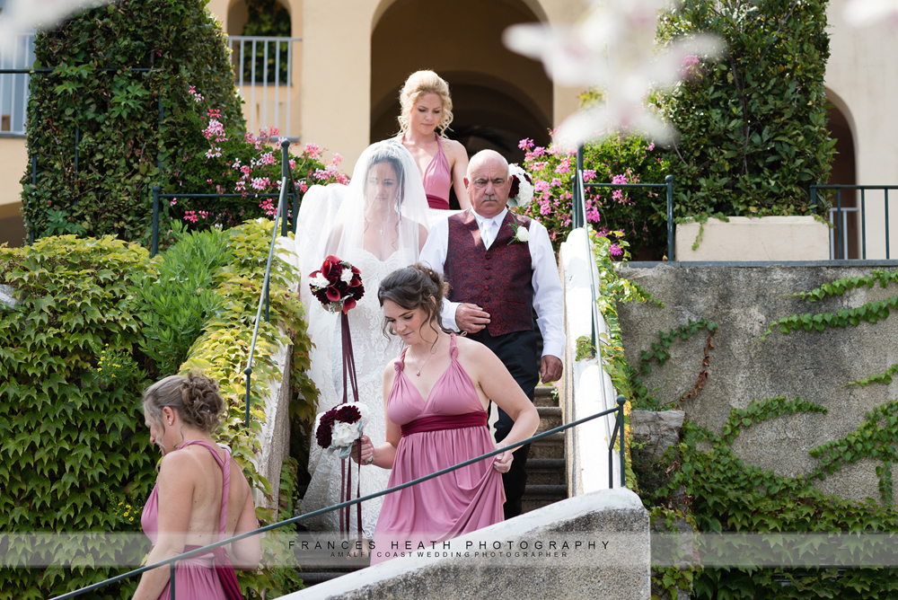 Wedding Belmond Caruso