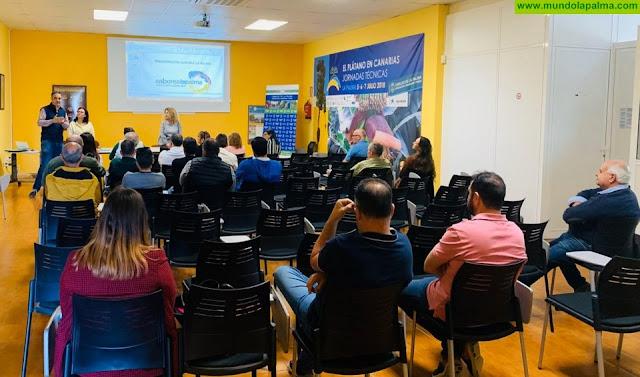 El sector primario conoce de primera mano los objetivos y acciones del proyecto 'Saborea La Palma'