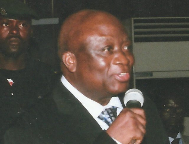 Former Education Minister, Jerry Agada dies