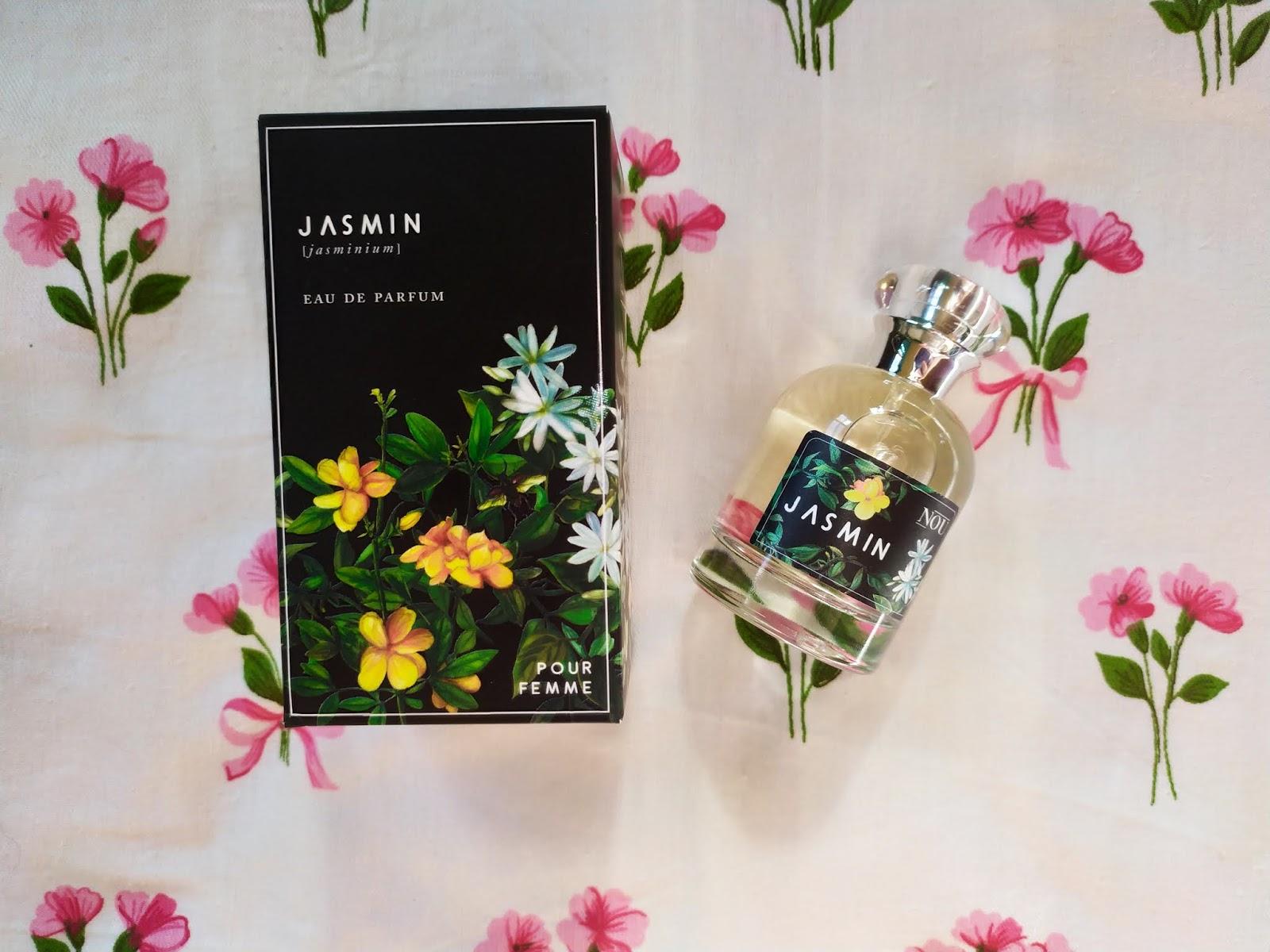 NOU Jasmin - kwiatowe perfumy dla kobiet