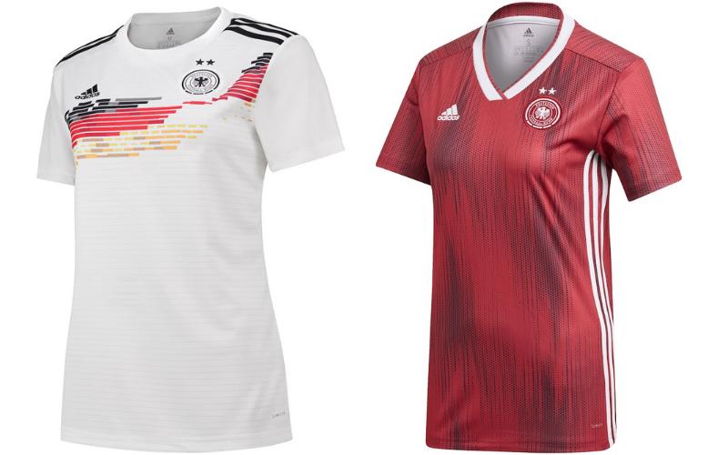Camisas Seleção Alemã Feminina
