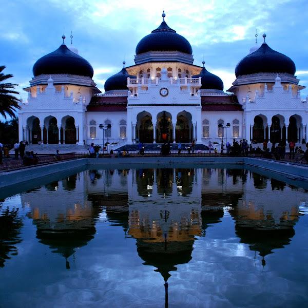 Dari Aceh hingga Barcelona, Travel Wish List yang Ku Impikan