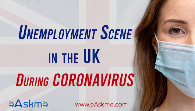 What is the Unemployment Scene in the UK with the Currently Prevalent Coronavirus?: eAskme