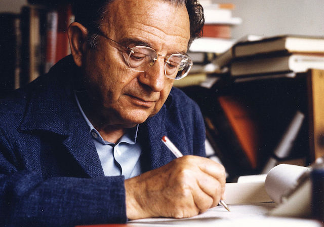 Erich Fromm 1974