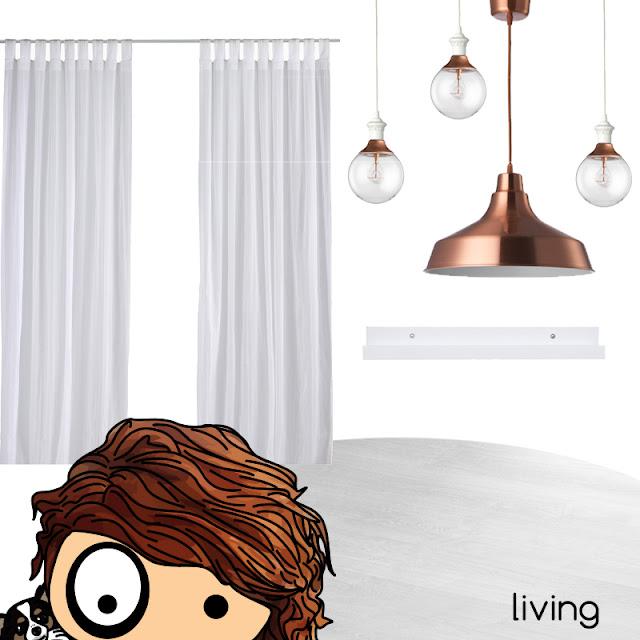 ilustración | illustration foltys vs the interior designer - living planning