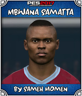 PES 2017 Faces Mbwana Samatta by Sameh Momen