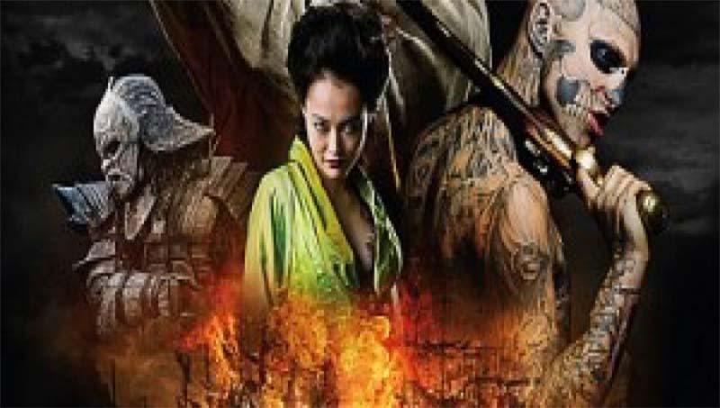 47 Ronin 2013 Hindi 720p BluRay Dual Audio ESub Movie Poster