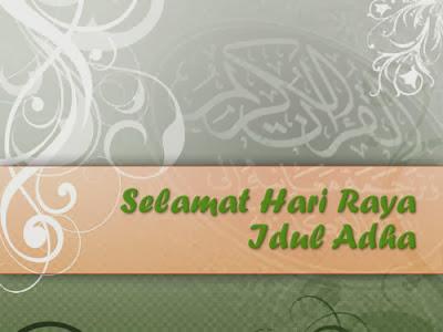 Gambar Ucapan Untuk Hari Raya Idul Adha