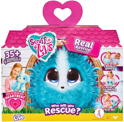 Scruff-a-Luvs Electronic Pet
