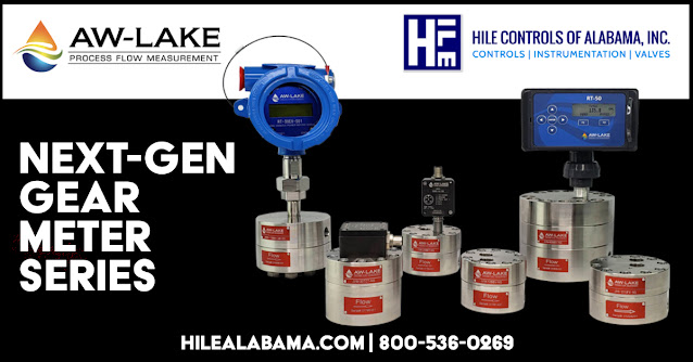 Next-Generation Gear Meter Series from AW-Lake