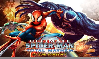 Spider-Man Total Mayhem HD Mod Apk + Data Download
