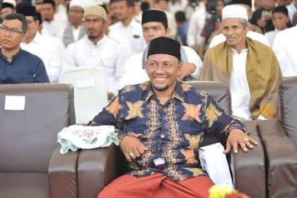 Fadhil Rahmi Peuingat Poemerintah Jokowi Bahwa Aceh Na Hak Khusuih