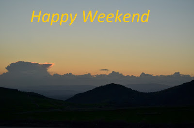 happy weekend messages