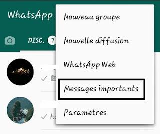 3 مميزات رائعة خفية على whatsapp ستفيدك كثيرا
