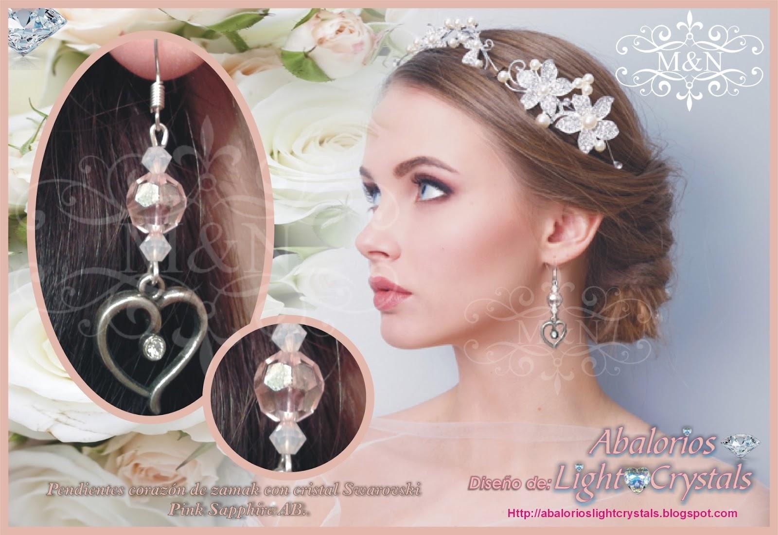Abalorios Light Crystals: Joyas Con Encanto \