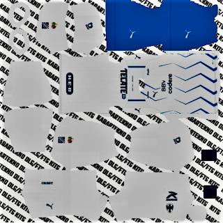 Rayados Monterrey Away Kits 21/22