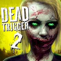 تحميل لعبة DEAD TRIGGER 2 1.6.10 b161020027 Apk Mod (Ammo/No Reload) + Data Android