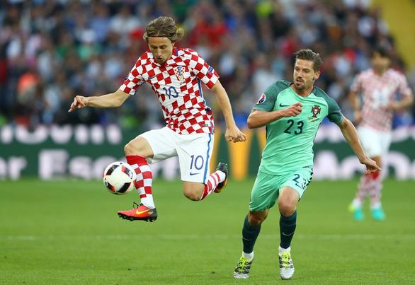 Hasil petandingan Kroasia 0-1 Portugal tadi malam 26 juni 2016