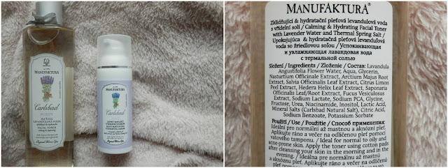 manufaktura pleťová kosmetika, recenze manufaktura