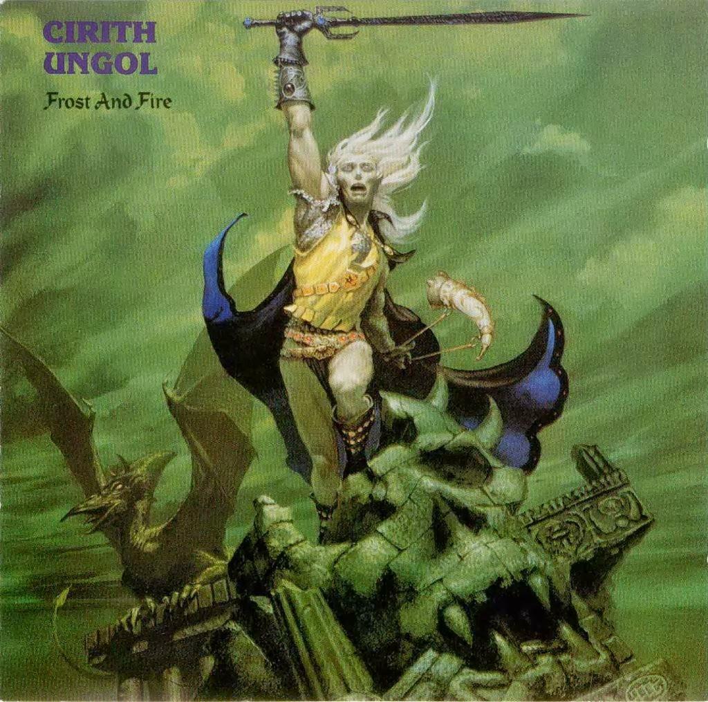 Boneyard Metal: 80's Metal: Cirith Ungol (USA) - Frost And