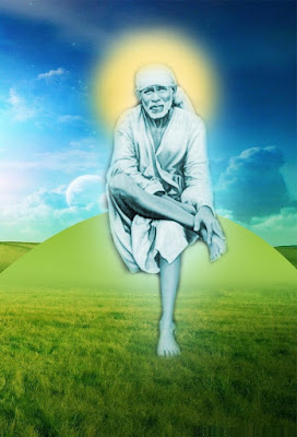 Shree Shirdi Sai Baba Wallpaper for Whatsapp and Facebook Profile Picture